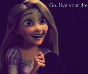 Dream, tangled, and go image