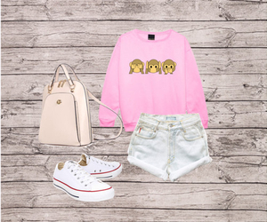 converse, fashion, and ootd image