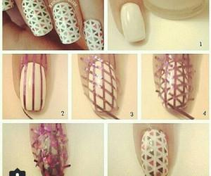 nails, art, and diy image