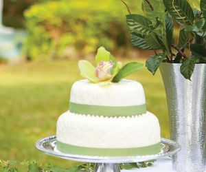 cakes, wedding, and wedding cake image