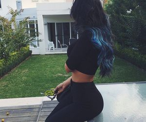 ass, color, and swag image