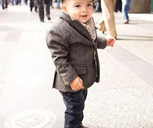 cute, boy, and baby image