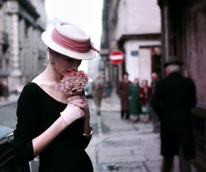 flowers, style, and vintage image