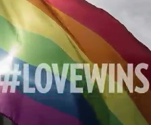 equality, loveislove, and lovewins image