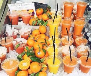 orange, food, and fruit image