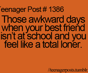 alone, lol, and loner image