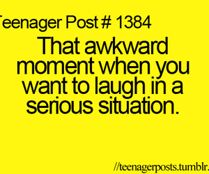 teenager post, laugh, and lol image