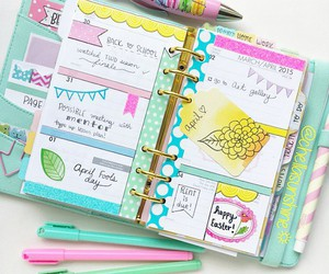 :), diy, and planner image