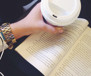 airplane, books, and bracelet image