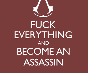 assassin, funny, and assassin's creed image