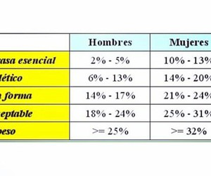 fat, health, and salud image