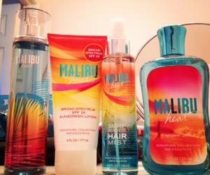 heat, malibu, and orange image