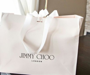 Jimmy Choo, luxury, and shoes image