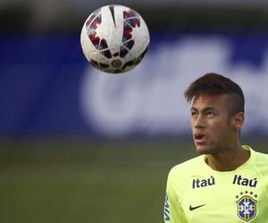 neymar jr and brazil nt image