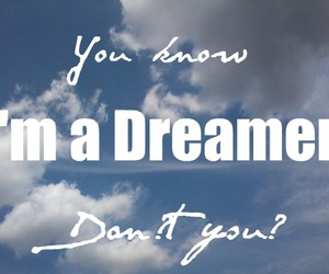 clouds, know, and Dream image