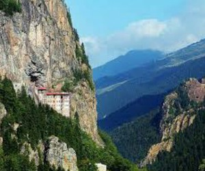 mountain, turkey, and trabzon image