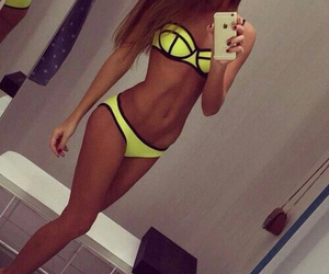 girl, body, and triangl image