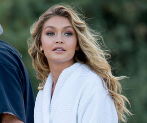 gigi hadid and model image