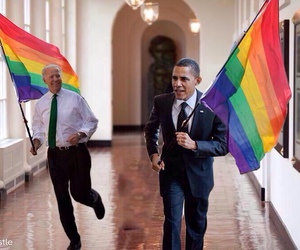 obama, love wins, and barack obama image