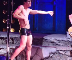 glee, hedwig, and darren criss image