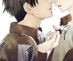anime, riren, and shingeki no kyojin image
