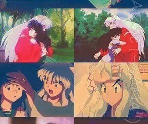 inuyasha and ahome image