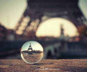 background, city, and eiffel image
