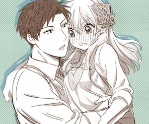 anime, love, and gekkan shoujo nozaki-kun image