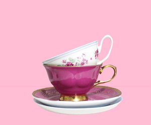 cup and pink image