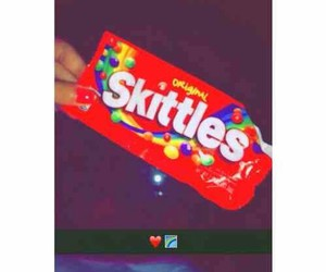 candy and skittles image