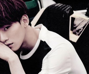 Chen, exo, and love me right image