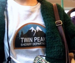 indie, style, and Twin Peaks image