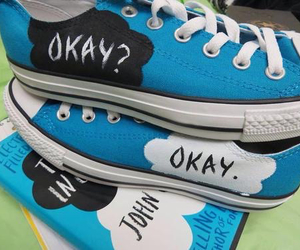 tfios, book, and okay image