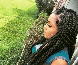 braids and box braids image