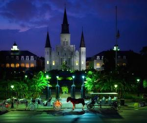 holiday, journey, and new orleans image