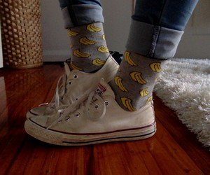 aesthetic, jeans, and socks image