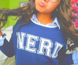 tumblr, nerd, and style image
