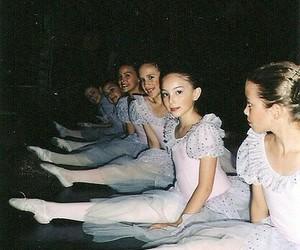 ballet, girl, and grunge image