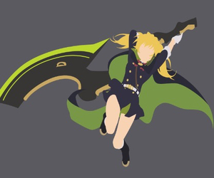 owari no seraph and anime image