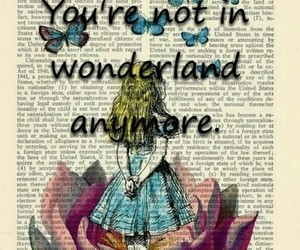 alice, wonderland, and no fairy tales in reality image