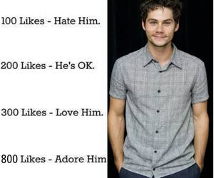 like, love him, and hate him image