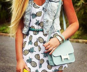 fashion and pineapple image