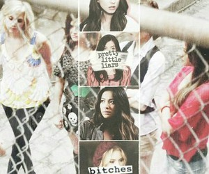 lucy hale, emily fields, and pretty little liars image
