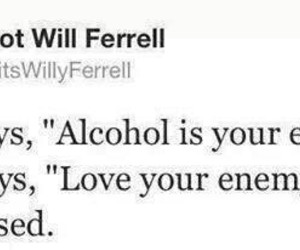 alcohol, funny, and jesus image