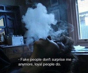 quotes, grunge, and smoke image