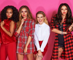 singers, little mix, and leigh anne pinnock image
