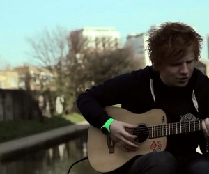 ginger, music, and guitar image