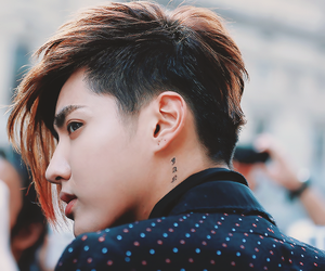 c, hairstyle, and kris image