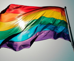 colours, lgbt, and love wins image