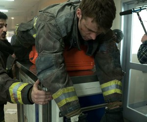 chicago fire, firefighters, and jesse spencer image